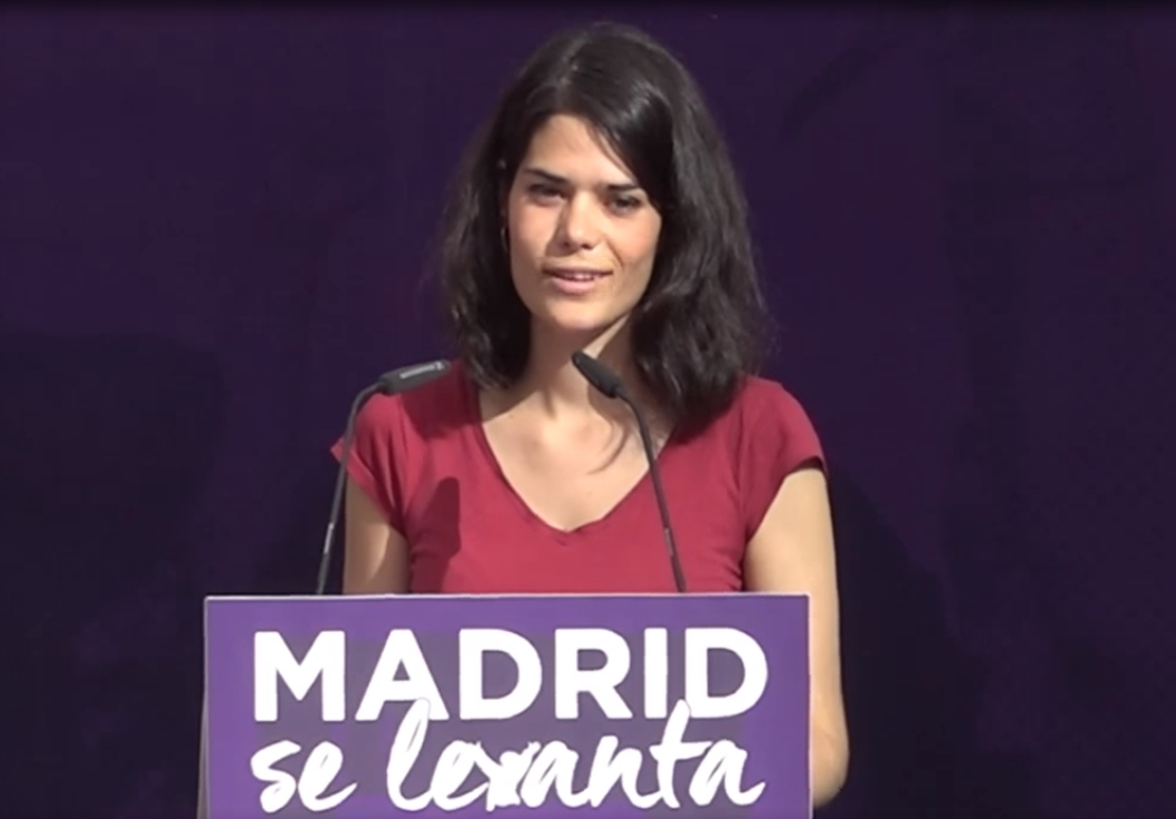 Isabel Serra Madrid se levanta